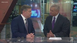 Jim Donovan's reaction to the NBA Draft Lottery results
