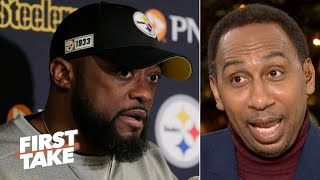 Mike Tomlin is the perfect guy for the Cowboys' job - Stephen A. | First Take