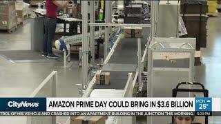 Customers crash website on Amazon Prime day