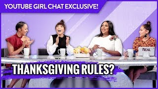 WEB EXCLUSIVE: What Are Your Thanksgiving Rules?