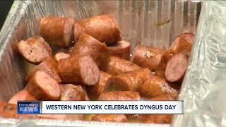 Celebrating Dyngus Day 2018 in Buffalo