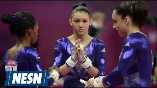 Gymnast Kyla Ross Drops Team USA, Rio Olympics