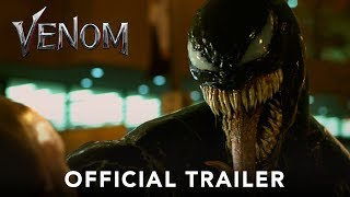VENOM - Official Trailer (HD) HD