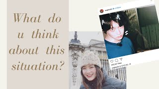 Goo Hye Sun Is A Glowing Student In England And Ahn Jae Hyun His Cryptic Post Asking Everyone To For