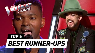 TALENTED RUNNER-UPS of The Voice