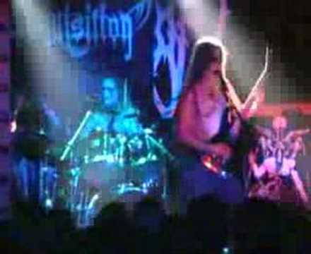 Inquisition Invoking The Majestic Throne Of Satan Inquisition - Invoking...