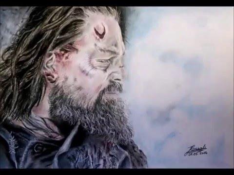 Македонија има талент: Марија Илоска го црта Леонардо Ди Каприо