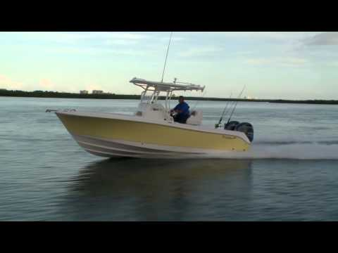 New EdgeWater 245CC DEEP-V CENTER CONSOLE Boat for Sale