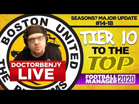TIER 10 TO THE TOP | BOSTON UNITED | MAJOR UPDATE