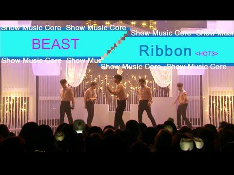 [Comeback Stage] BEAST - Ribbon, 비스트 - 리본 Show Music core 20160709