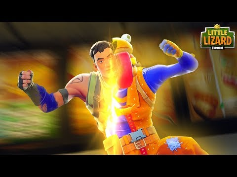 HOW DURRR BURGER WAS CREATED! - FORTNITE SHORT FILM