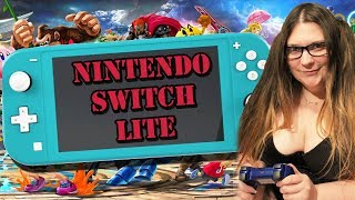 Nintendo Switch Lite - Reaction & Discussion