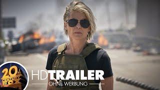 Terminator: Dark Fate | Offizieller Trailer 1 | Deutsch HD German (2019)