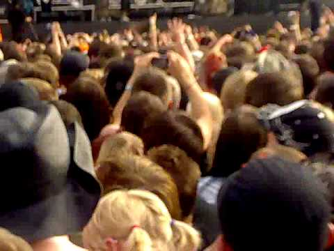 Limp Bizkit @ Download skit