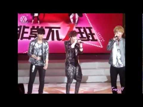 [HD/FANCAM] 120627 EXO-M Exceptionally Extraordinary Two Moons Live 非常不一班 双月之夜