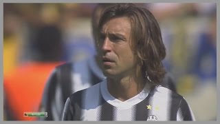 Andrea Pirlo vs Parma (Home) [Debut for Juventus] 11/09/2011 | HD