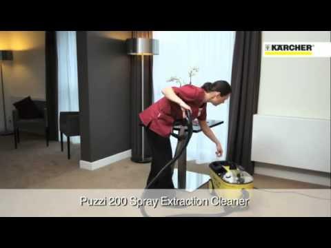 k rcher puzzi 100 200 300 400 8 1c carpet cleaner. Black Bedroom Furniture Sets. Home Design Ideas