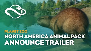 North America Animal Pack Announcement Trailer preview image