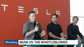 The Wild Ride of Elon Musk and the Tesla Whistleblower