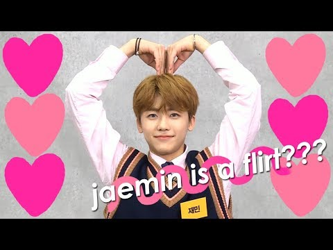 jaemin is a natural flirt - celuv.tv