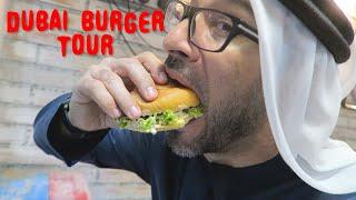 SUPREME BURGERS in Dubai | Dubai Food Tour