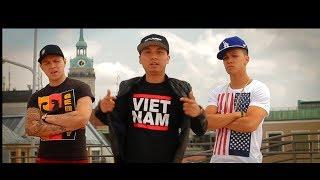 Viet world wide Lee7 ft. Fawng Daw & TwoTee - Rap 3 thứ tiếng Anh, Đức, Việt