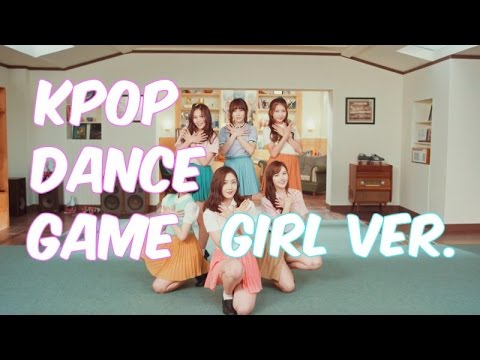RANDOM KPOP DANCE GAME  (with video) Girl Ver.