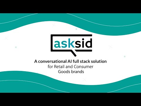 AskSid.ai Explainer video