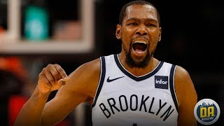 If KD signs with the Nets it changes the entire NBA landscape I D.A. on CBS