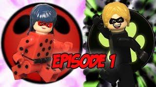LEGO Miraculous LadyBug 1