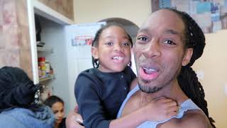 A Baby With Shoe Box Money | Black Family Vlogs
