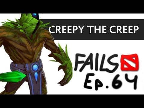 Creep steals at least 400 gold from radiant team. : DotA2