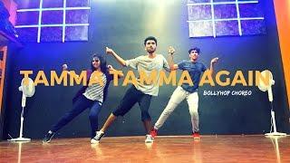 Tamma Tamma Again #badrinathkidulhania- Prateek Shettigar Choreography •DancePeople Studio,Mumbai.