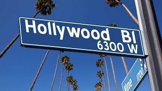 Hollywood Boulevard, Los Angeles, USA | Walking Tour