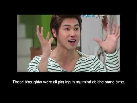 [ENG SUB] 120503 Changmin's Nagging & Yunho's Help