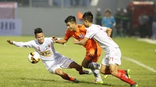 Vòng 1 V-League 2017 : SHB Đà Nẵng - Hoàng Anh Gia Lai