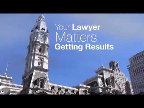 Your Philadelphia Personal Injury Lawyer Matters