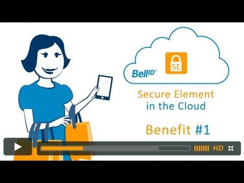 Bell ID® Secure Element in the Cloud Benefit #1