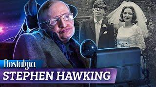 STEPHEN HAWKING - Documentário Nostalgia