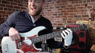 Sick Bass Lick You Can Play Over *ANY* Chord