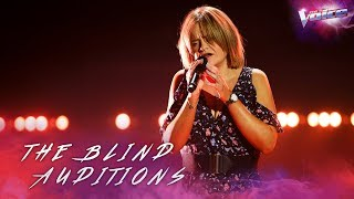 Blind Audition: Emma Fitzgerald sings Piece By Piece | The Voice Australia 2018