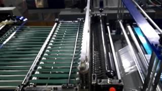 complicated express bag making machine
