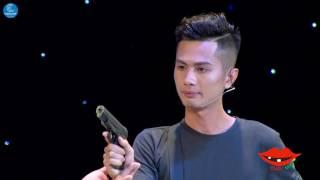 Hài Long Đẹp Trai, Hoàng Sơn - Tiếp Thị Thời Nay | Hài Tuyển Chọn 2017