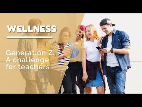 Generation Z   A challenge for teachers