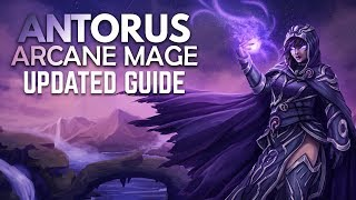 WoW - Legion Arcane Mage Antorus Guide (Patch 7.3.5 - 7.3.2)