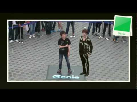 EXO-K_AR SHOW with Genie_Sequence 01 'Dance with SEHUN [EXO-K]' _ Episode in DaeJeon, Korea