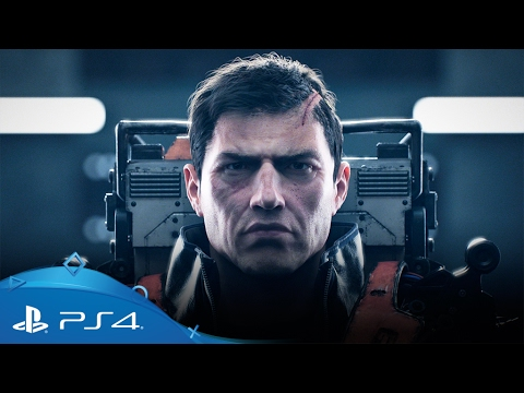 The Surge | Stronger, Faster, Tougher | PS4