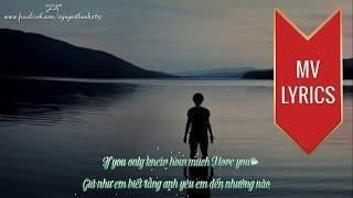 Why Not Me   Enrique Iglesias   Lyrics [Kara + Vietsub HD]