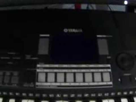 primera parte:COMO CARGAR RITMOS DE LA PC A UN TECLADO YAMAHA PSR s550-e403-e413-e423-e433