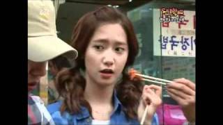 SNSD Funny Video [Hungry Yoona]